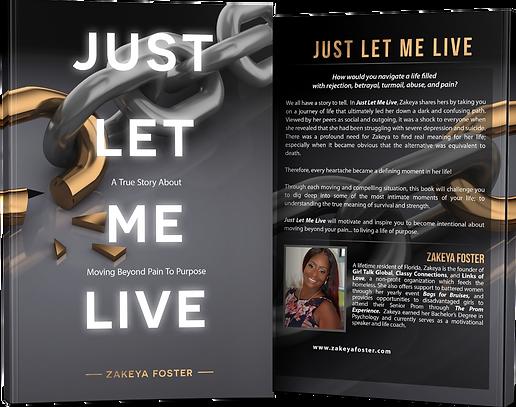 Just Let Me Live