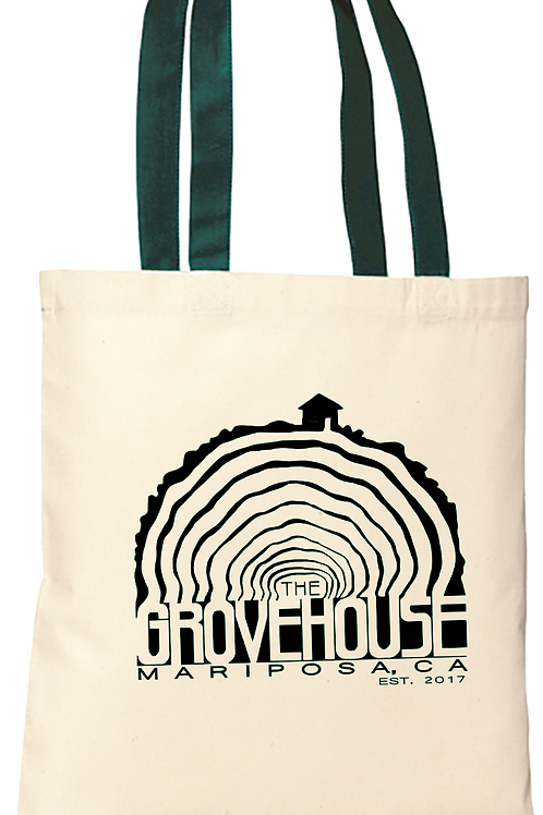 The Grove House Tote Bag