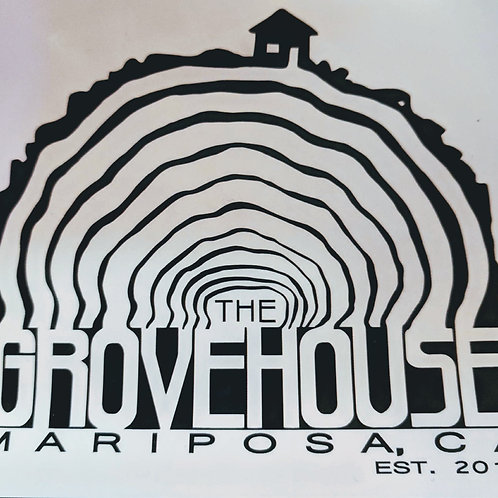 The Grove House Stickers