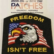 Freedom Eagle Patch