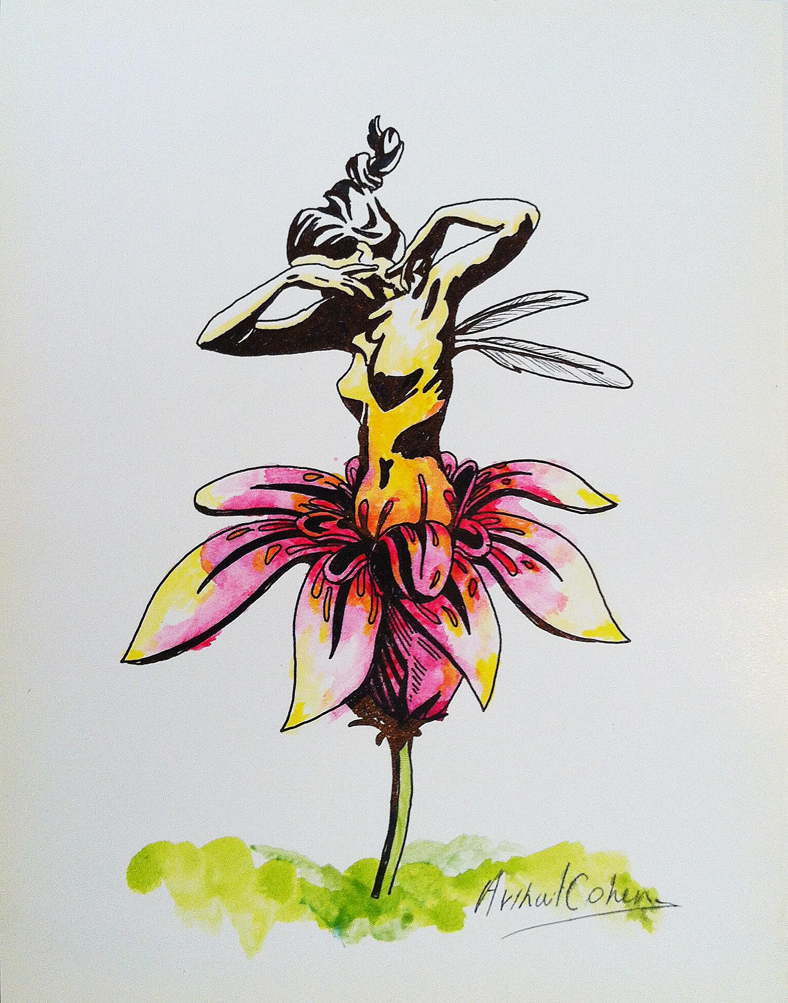 Dona Flowering