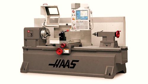 HAAS - CNC LATHE