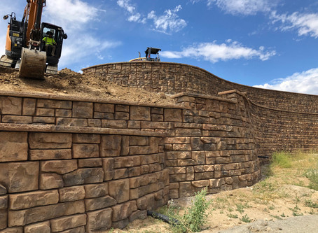 The History Of Retaining Walls: Progress Over Time
