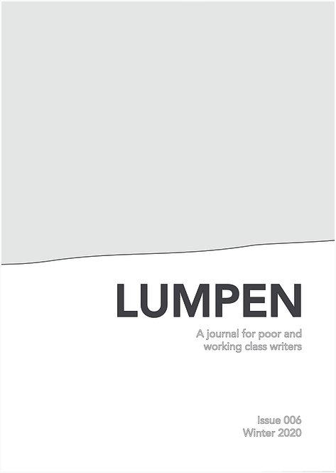 Issue 006 - Lumpen
