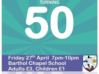 Family Disco! - Friday 27th April