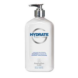 Hydrate by gentlemen