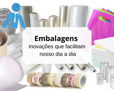 Embalagens – Inovações que facilitam nosso dia a dia