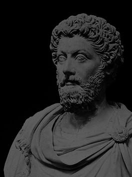Marcus Aurelius and Stoicism.