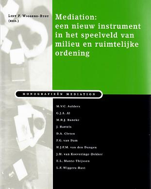 1999_SMRO_mediation, een nieuw instrumen