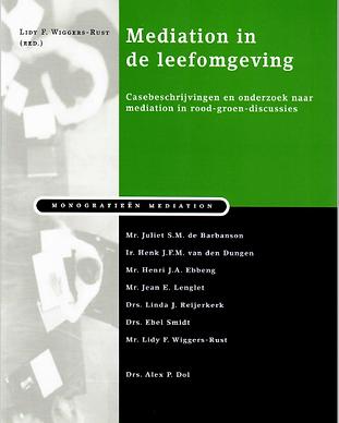2007_SMRO_mediation in de leefomgeving.p