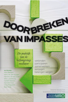 Cover Doorbreken van Impasses Stichting