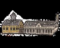 Richmond Barracks Illustraton
