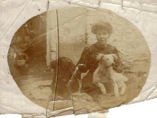 The Silk Weaver, Usherette and Revolutionary - Guest Blog Post by Liz Gillis