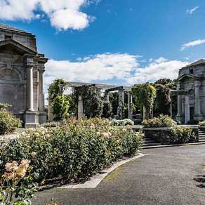 The Irish National War Memorial Gardens, Islandbridge – a site of history and memory - Guest Blog Po