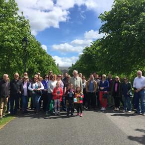 Pat Liddy Walking Tours along The Grand Canal