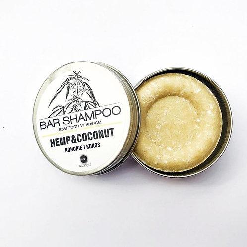 Hemp and Coconut Shampoo