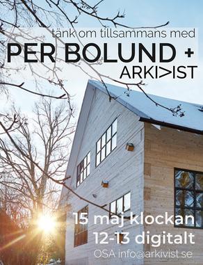 Möte med Per Bolund