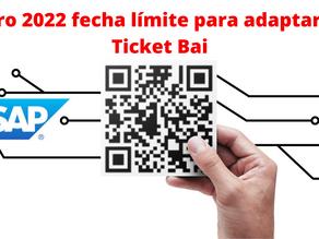 Ticket BAI, nuevo control antifraude en el País Vasco. ¿Estás preparado?