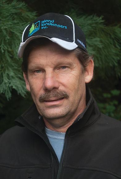 Brent L. Hansen, Owner Island Landscapers Inc.