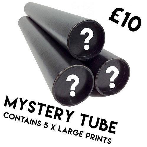 5 Mystery Large Prints
