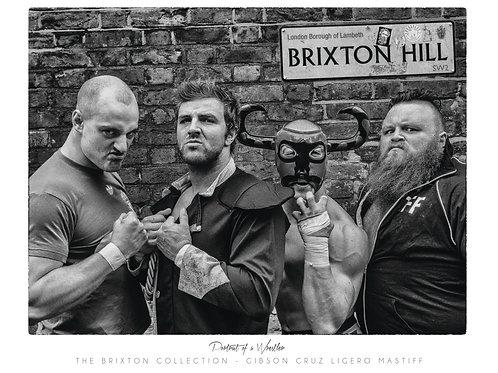 Brixton - Origin