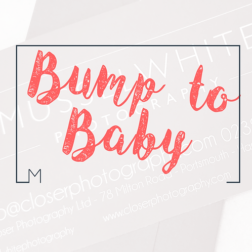 Bump To Baby package
