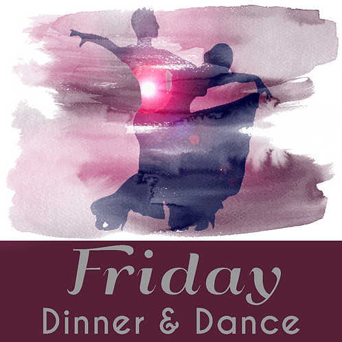 Valentines Dinner & Dance Package