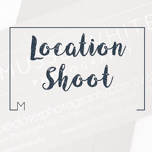 Location Shoots