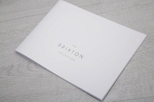 a5 Brixton Collection mini book