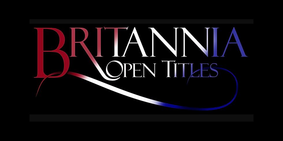 The Britannia Open Titles