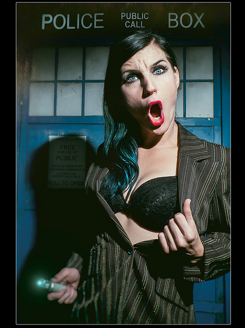 A3 Leva Bates Doctor Who