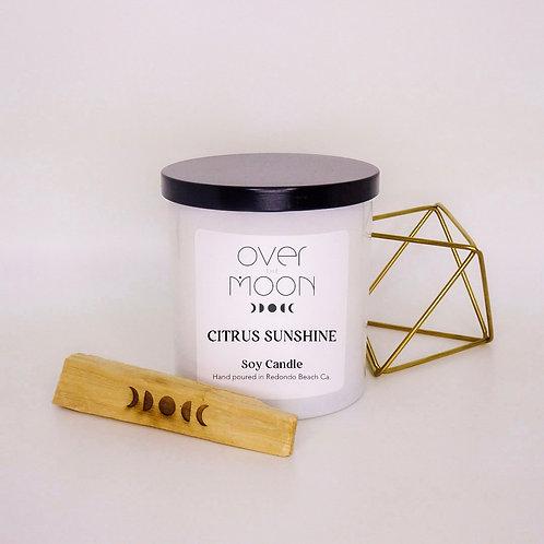 Citrus Sunshine Soy Candle