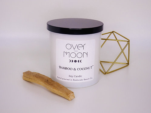 Bamboo & Coconut Soy Candle