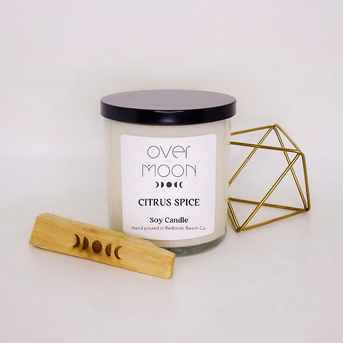 Citrus Spice Soy Candle