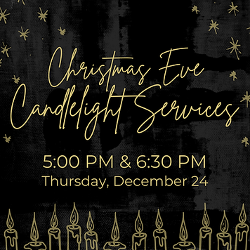 Christmas Eve Candlelight Service 2020 F
