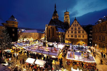 Stuttgarter Weihnachtsmarkt Hotel Ochsen Stuttgart Wangen