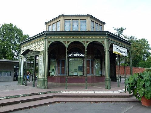 """Tagesticket """"Wilhelma"""" Zoologische und botanischer Garten"""