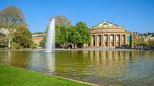 Staatstheater und Staatsoper Stuttgart
