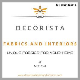Decorista Fabrics & Interiors larger sho