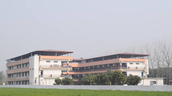 School Back View