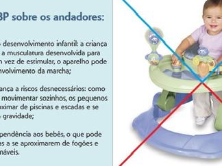 Vilão dos Bebês: O Andador