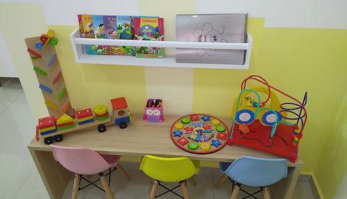 clinica pediatrica especializada