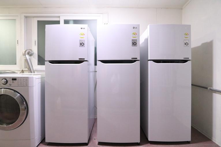 부엌 공용냉장고