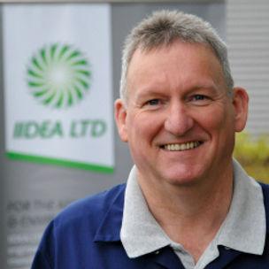 Martin Hoole is the Workshop Supervisor at IIDEA Limited