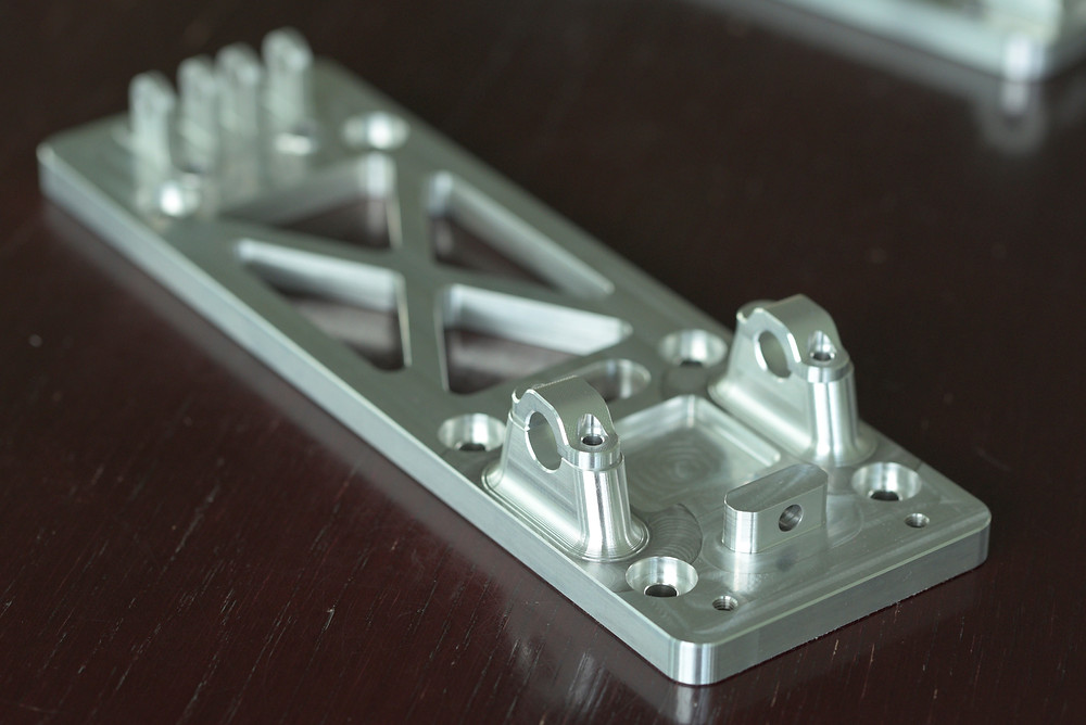 Accelerator Pedal Mounting Plate