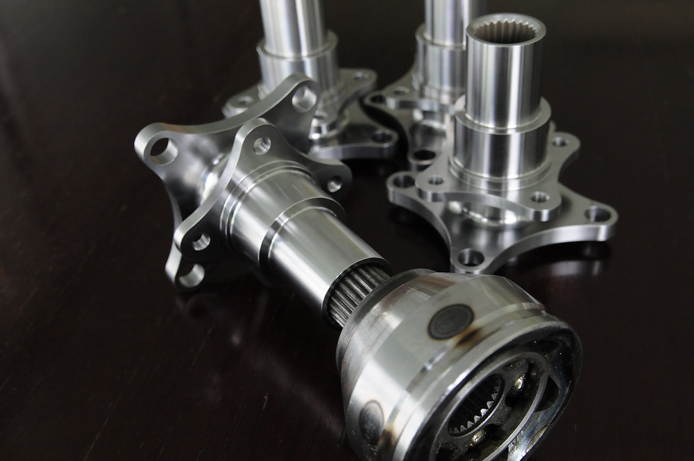 IIDEA Manufacture Light-Weight Components for Sheffield Hallam University Racing Team