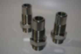 High pressure fittings for use in steam generation for the electrical power generation sector