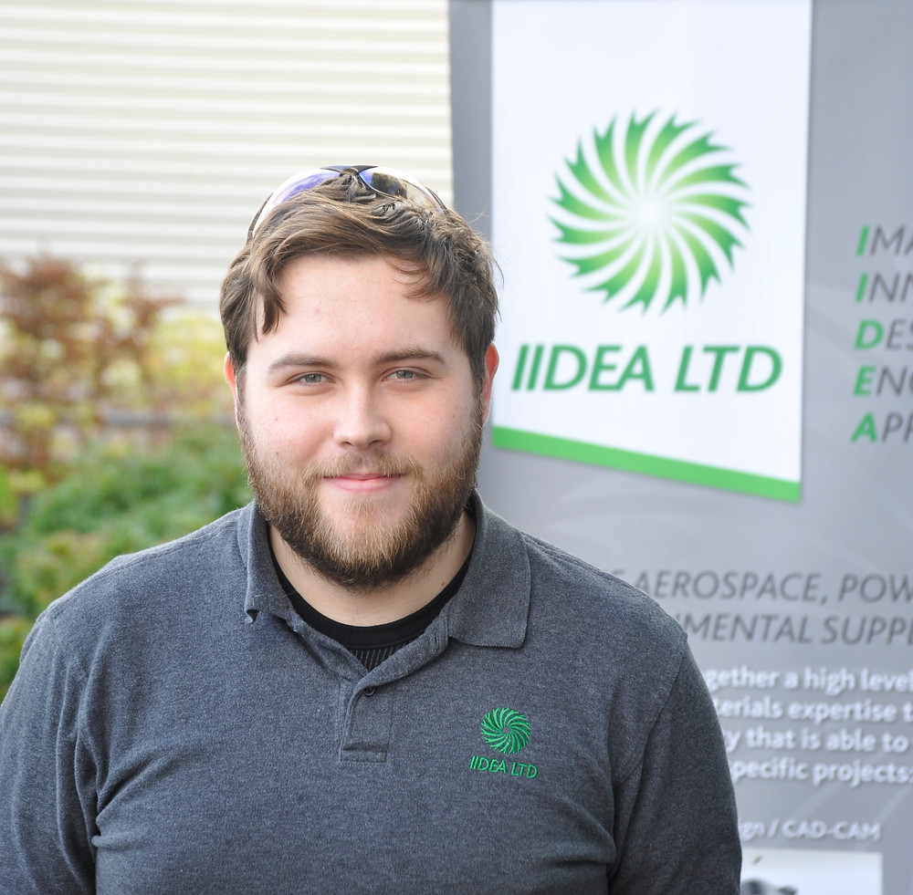 Graduate Engineer Ben Wilson joined IIDEA in 2014 following completion of his degree from Sheffield Hallam University