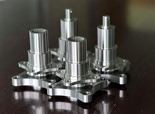 SHU Racing Titanium Hubs IIDEA Ltd.JPG
