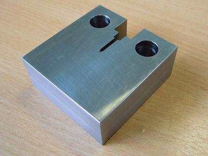 CT Tension Specimen Manufacture